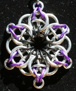 šperky z kroužků