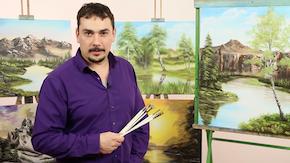 Kurzy malování a kreslení