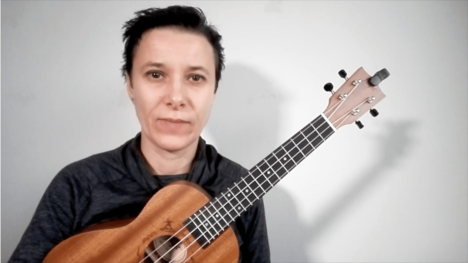 Kurz Jak hrát na ukulele